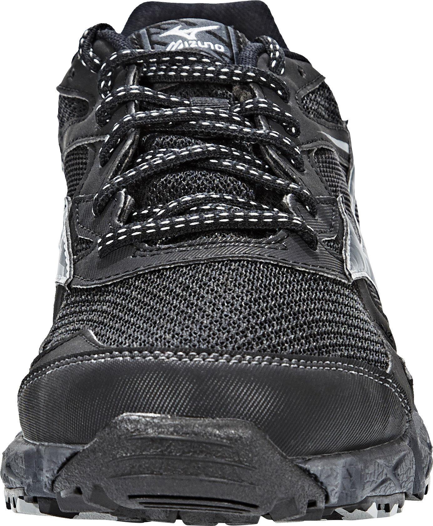 678e57a0c Mizuno Wave Kien 4 G-TX scarpe da corsa Uomo grigio/nero su Addnature